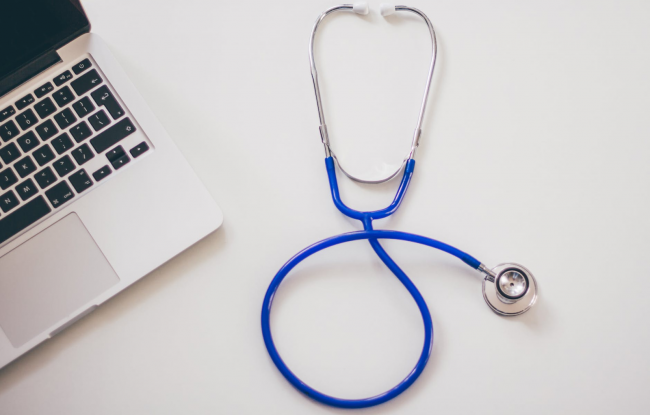 Health Care and Stethoscope
